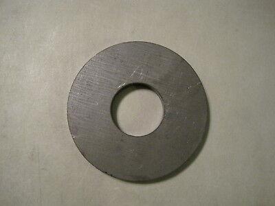 12 Steel Plate Disc Shaped 4 Diameter W2 Hole