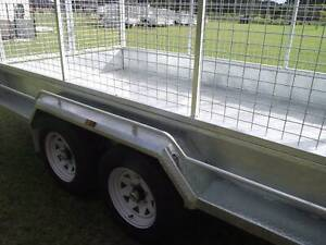 Huge Heavy Duty 12 x 6 and 3.2 GVM with Cage and New spare Wauchope Port Macquarie City Preview