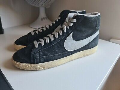 Nike Blazer Mid Black Uk11