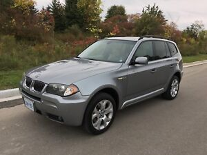 2006 BMW X3 M sport package