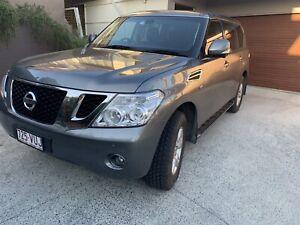 2015 Nissan Patrol Ti (4x4) 7 Sp Automatic 4d Wagon