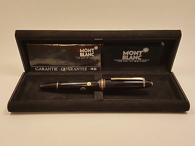 Vintage 80's MONTBLANC Meisterstuck 14K M NIB No.146 Fountain Pen, NEVER INKED!