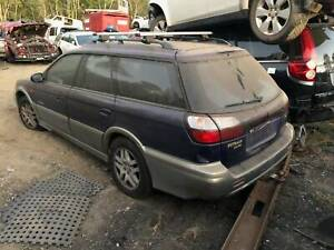 WRECKINHG 2000 SUBARU OUTBACK FOR PARTS Willawong Brisbane South West Preview