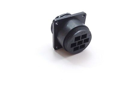 Amp 206137-1 7 Pin Connector
