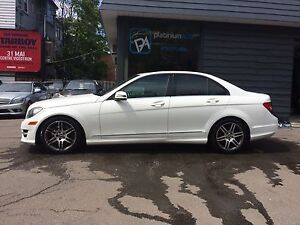 Mercedes c300 4 matic 2013 53000km