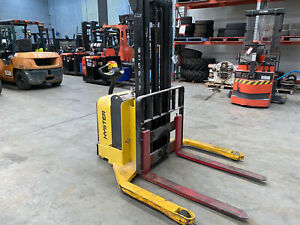 Hyster W30 Walkie Stacker Walk Behind Luscombe Gold Coast North Preview