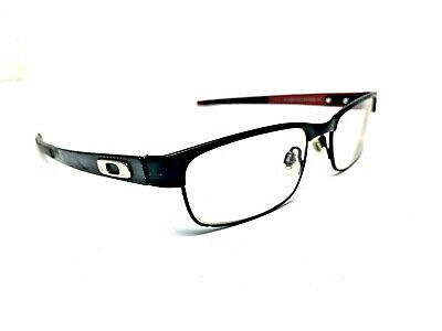 Oakley Carbon Plate OX5079-0153 53o18 142 Matte Black Eyeglasses/Frames (MC)