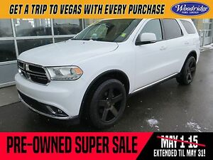 2015 Dodge Durango Limited PRE-OWNED SUPER SALE ON NOW!