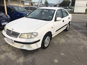 2002 Nissan Pulsar Sedan, AUTOMATIC, FREE 1 YEAR WARRANTY