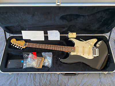 Fender Stratocaster Contemporary 1985ish Made In Japan E Series Fuji Gen.