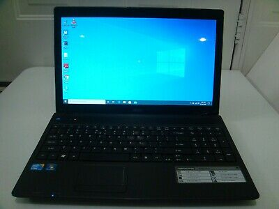 Acer Aspire 5742 15.6' Win 10(4gb*500gb*Core i3)Webcam*HDMI*DVDRW*AUT#1944*NR*
