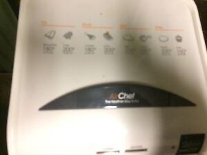 Kambrook air chef non stick air frying oven Orange Orange Area Preview