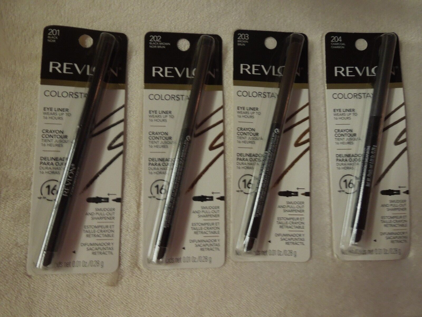 Revlon ColorStay EyeLiner Wears Up To 16 Hours ~ Choose Your