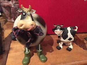 Cute Cow Collectibles