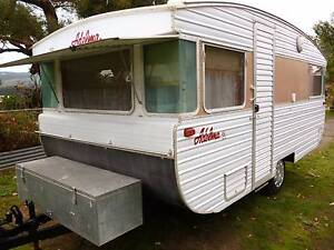"ADELMA 450 "" COLLECTABLE AND RARE "" CARAVAN IN EXC COND Hahndorf Mount Barker Area Preview"
