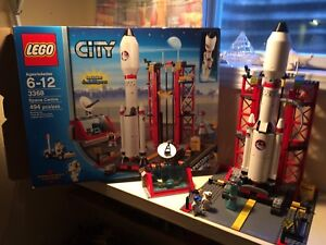 Lego Space station 3368