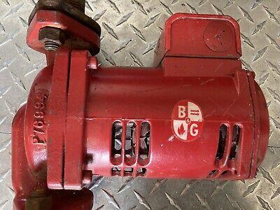 Bell Gossett 1bl012 Circulator Pump Bg Pl-30 115v  Fast Shipping