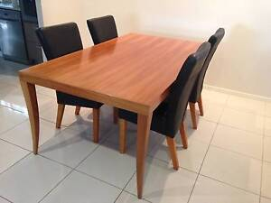 Dining Table and Chairs Jamboree Heights Brisbane South West Preview