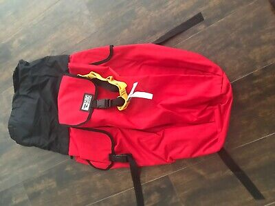 Cmc Rescue 431151 Rope Equipment Bags X-large - 4100 Ci 67 L Red