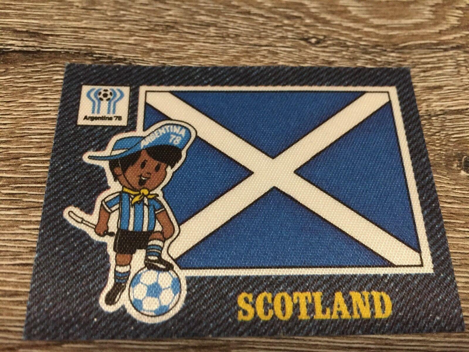 Panini Jean's Fussball 1978 - Sticker 78 - Scotland