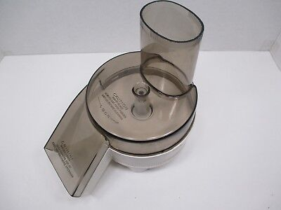 Vintage Oster Plastic Food Processor and Salad Shooter Base and Lid Only VS26
