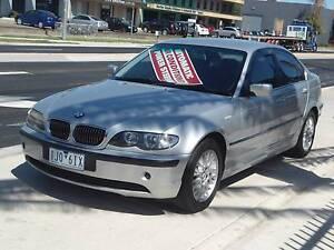 2003 BMW 3 Sedan Footscray Maribyrnong Area Preview