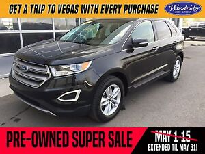 2015 Ford Edge SEL PRE-OWNED SUPER SALE ON NOW!