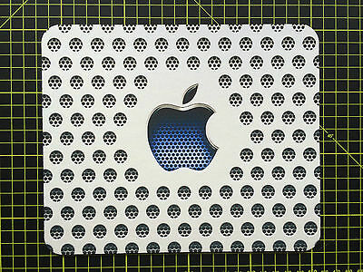 MOUSEMAT White APPLE effect printed MOUSEPAD compatible with Mac iMac MacBook