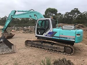 Kobelco sk250 for sale Castlereagh Penrith Area Preview