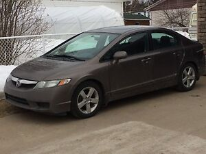 Civic Sport LX-SR 2009 Financement disponible