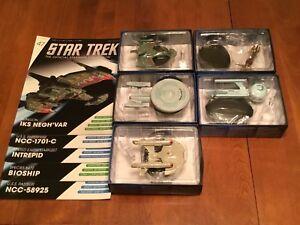 Star Trek Eaglemoss Collection, diecast
