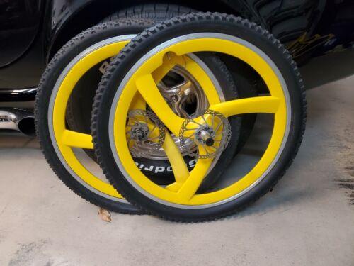 "Porsche Spengle Wheels 20mm 26"" BIKE FS Vintage Carbon fiber RARE"