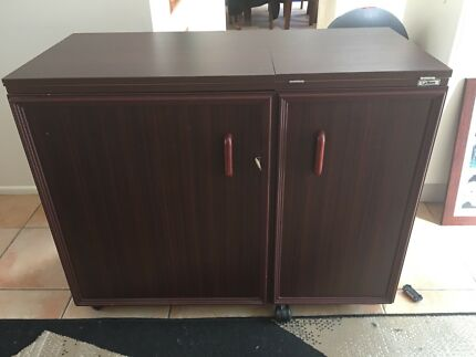 SEWING CABINET $200