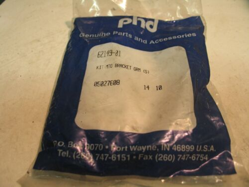 """PHD 62149-01 GRM SPHERICAL BEARING MOUNTING BRACKET KIT 1"""" X 1 7/8"""" P5872"""