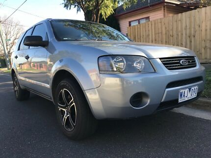 2007 Ford Territory TX RWD Low kms, RWC, Warranty, Rego Bentleigh East Glen Eira Area Preview