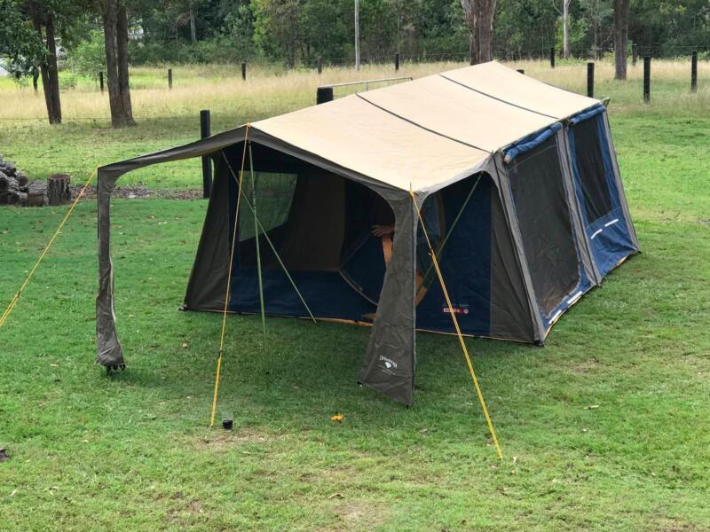 1 of 4 & TENT - Diamantina Hucienda familt tent | Camping u0026 Hiking ...
