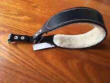 Superb Quality Prik & Ribs Fleece-Lined Greyhound/Whippet Collar Kensington Melbourne City Preview