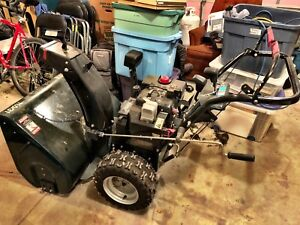 Craftsman 2 11/31 Snowblower
