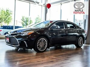 2016 Toyota Avalon LIMITED w NAVIGATION LEATHER MOONROOF 1 OWNER TOYO