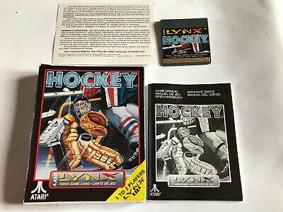 Hockey / CIB / Atari Lynx Game