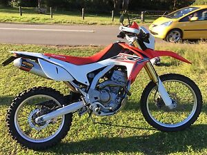 2015 Honda CRF250L Warriewood Pittwater Area Preview