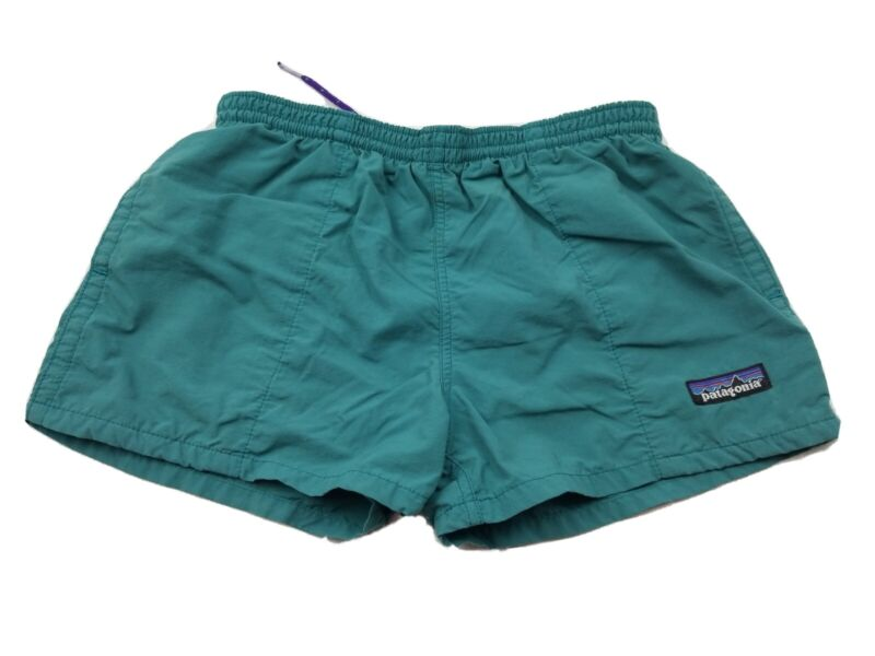 Patagonia Baggies Swim Trunks Shorts Lined Kids  Size 4
