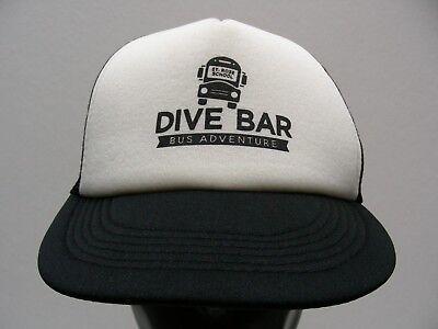 Dive bar Bus Adventure - St. Rose Schule - Trucker Style Snapback Ball Kappe Hut Rose Trucker Hut