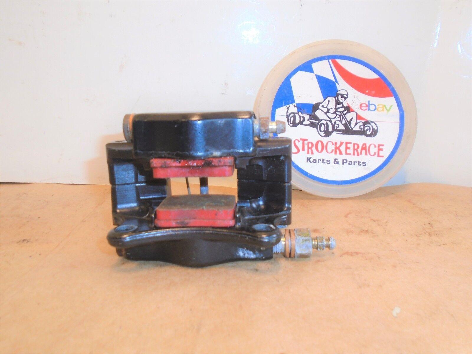 RACING GO KART CRG FRONT BRAKE CALIPER CART PART VINTAGE