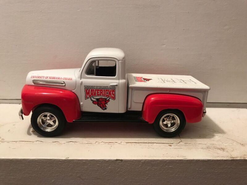 1:18 University of Nebraska - 1948 Ford Truck - Limited Edition - MarTay Jenkins