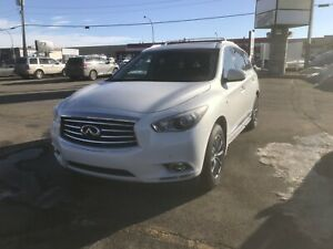 INFINITI QX60 2014 (with 2 sets of wheels and tires) *REDUCED*