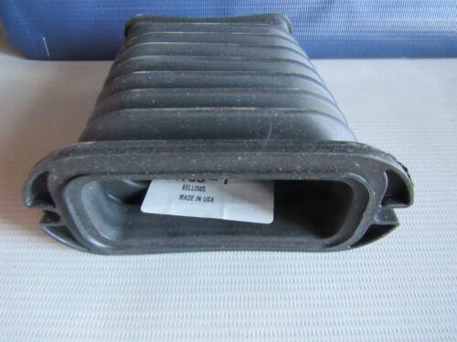 NEW Eureka Sanitaire 887 (All Dirt Cup Models) Bellows, Part 14763-1, Qty-1 USA