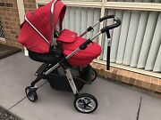 Silver Cross pram with bassinet Pakenham Cardinia Area Preview