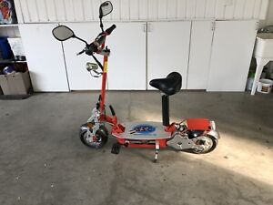 Trottinette électrique Superscooter