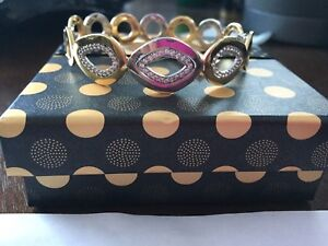 Magnifique bracelet en or 18k